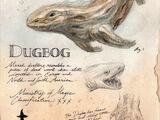 Melinda Bagman/Fantastic Beasts/Dugbog