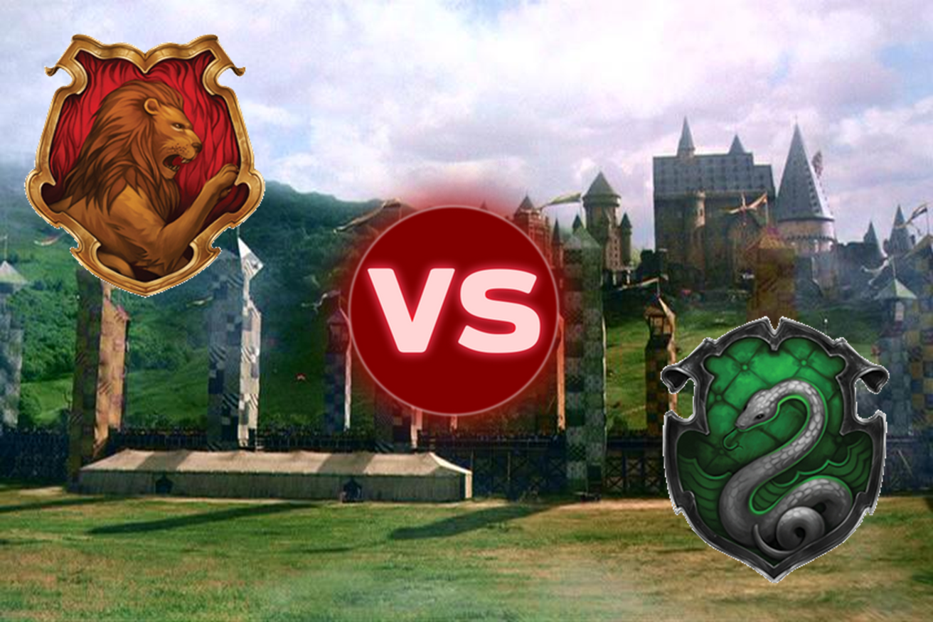 Gryffindor VS Slytherin.png