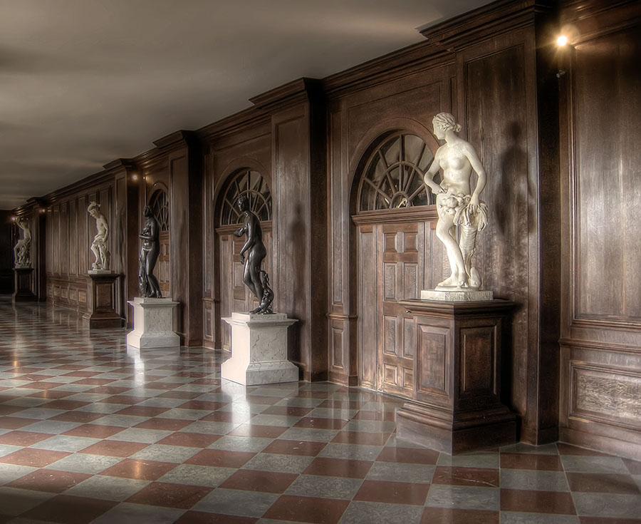Castle Melzar/Eastern Halls