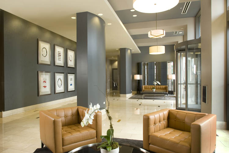 Cholmeley Lodge/Lobby