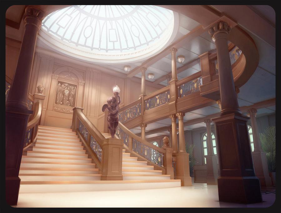 Castle Melzar/Main Hall