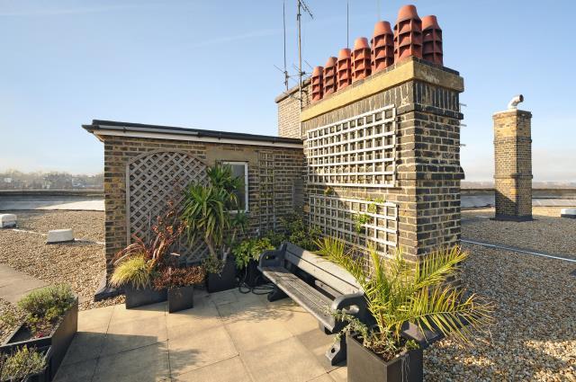 Cholmeley Lodge/Rooftop