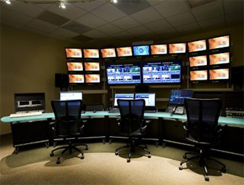 Ministry of Magic - Entry Points/Security Control Room