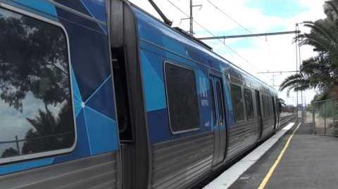 Metro Trains around Melbourne 2