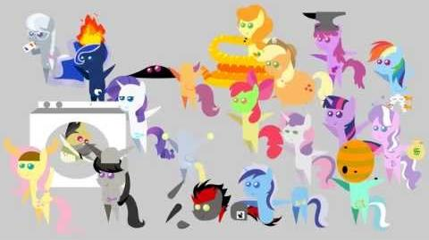 My Little Pony Dumb Ways to Die