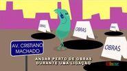 """Dumb Ways to Die"" em Belo Horizonte -- TV BHAZ-0"