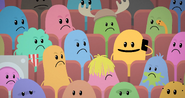 Angry Dumb Ways To Die Characters and Hapless at Melbourne International Film Festival