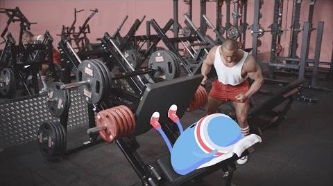 Dumb Ways to Die 2 - Leg Training