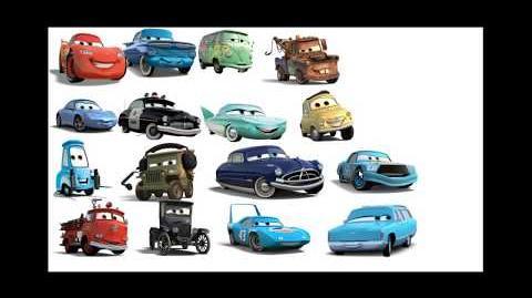 Cars 2 Dumb ways to Die