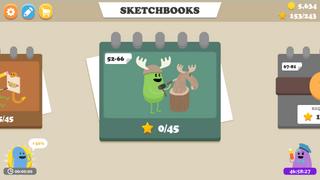 DWtDraw Sketchbook 5