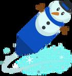 DWtDraw Snowman