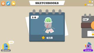 DWtDraw Sketchbook 1