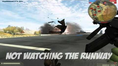 Ways To Die on Battlefield 2