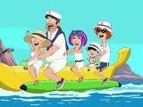 Das Banana Boot