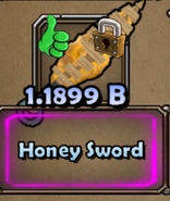 HoneySword