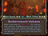 Embermount Volcano