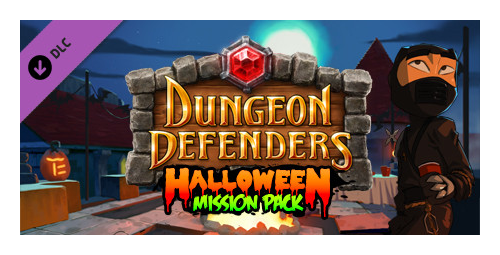 Halloween Mission Pack