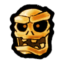 Skeleton gold