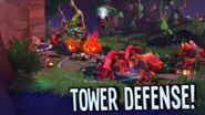 Dungeon Defenders II - Official PS4 E3 2015 Trailer