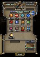 Unicorn Staff Stats