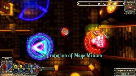 Dungeon Defenders - Summoner`s minion multisummon