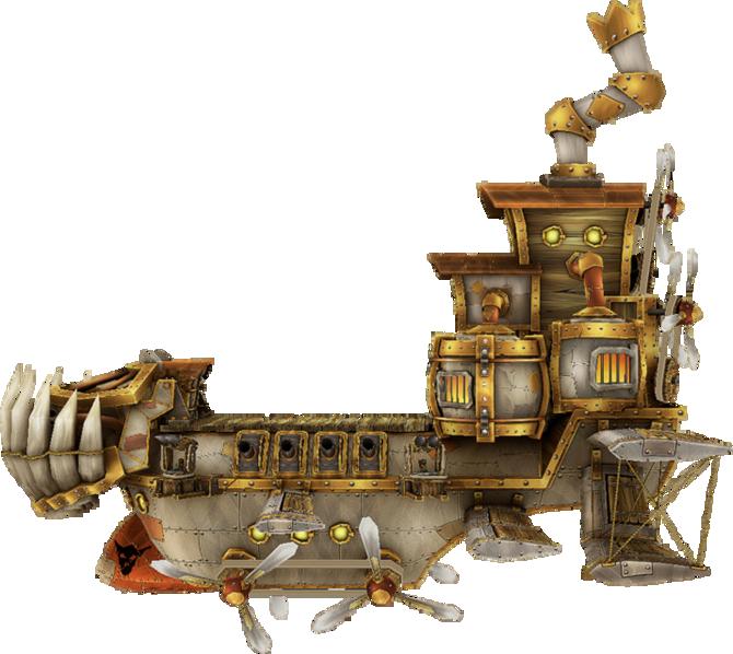 Goblin Battlecruiser