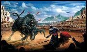 Paulus atreides and a salusan bull.jpg