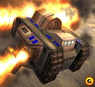 Flame Tank EBfD