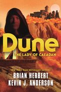 Lady of Caladan cover
