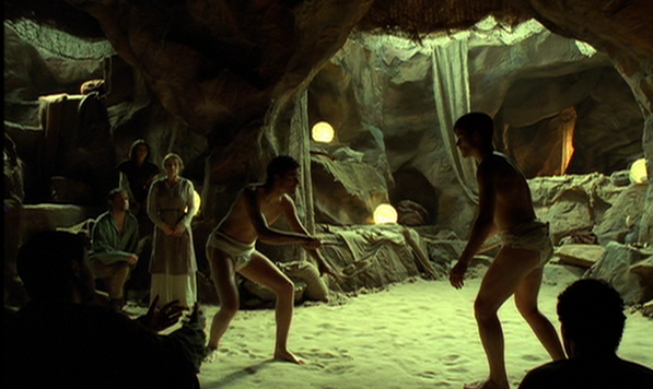 Cave of Ridges