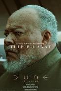 Dune Character Poster - Thufir Hawat
