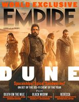 Dune 2020 Empire cover B
