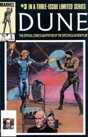 Dune Issue 3