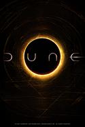 Dune 2020 poster