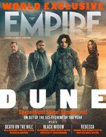 Dune 2020 Empire cover A