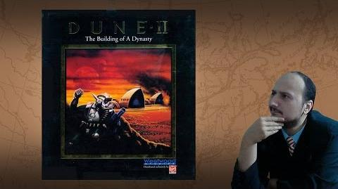 """Gaming History Dune 2 The Building of a Dynasty """"The foundation of the RTS Games"""""""