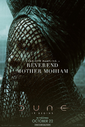 Dune Character Poster - Reverend Mother Mohiam