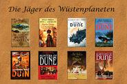 Die Jäger des Wüstenplaneten BG