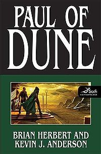Paul of Dune (novel)