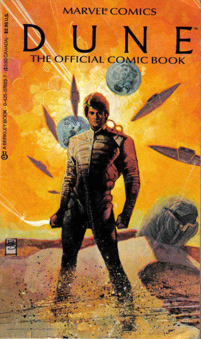 Dune: The Official Comic Book