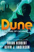 Duke of Caladan cover