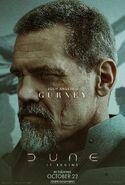 Dune Character Poster - Gurney