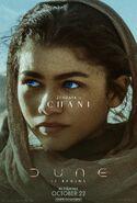 Dune Character Poster - Chani