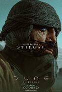 Dune Character Poster - Stilgar