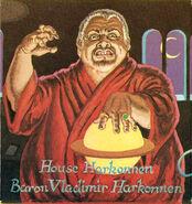 Vladimir Harkonnen Dune board game