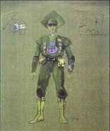 Letos soldier