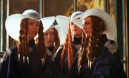 Bene Gesserit sisters 2000