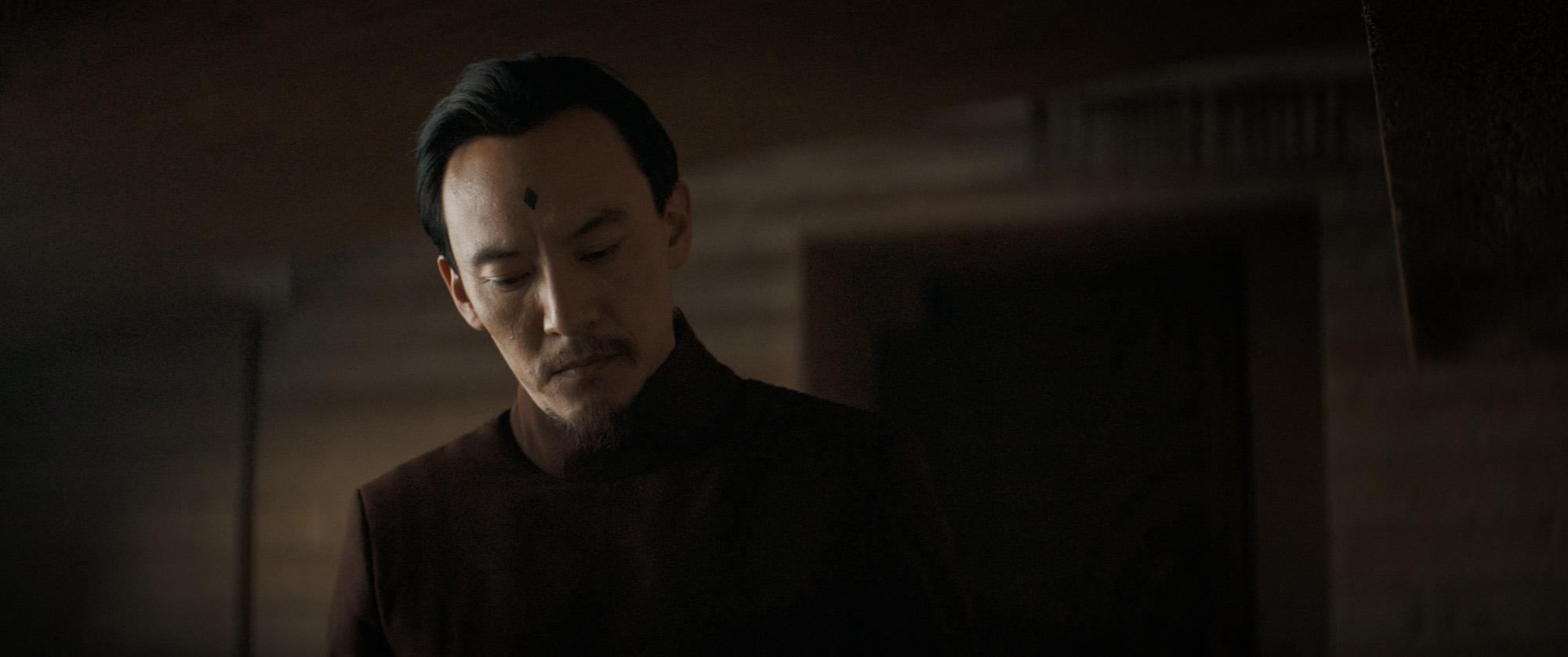 Wellington Yueh/2021 film