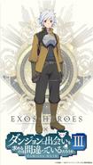 Bell Cranel Exos • Heroes Design