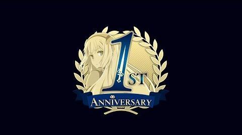 ダンまち~メモリア・フレーゼ~ 1周年記念PV